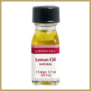 LorAnn Aceite Aromático Sabor Limón  3,7ml