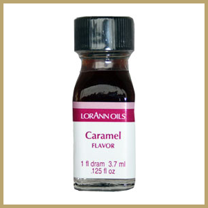 LorAnn Super Strength Flavor  Caramel  3.7ml