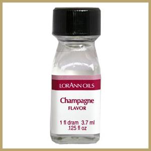 LorAnn Super Strength Flavor  Champagne  3.7ml