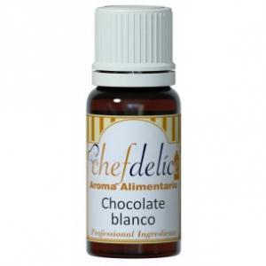 Aroma de chocolate blanco