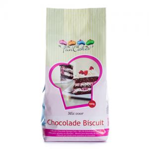 FunCakes Mezcla para Bizcocho de Chocolate 500g