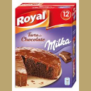 ROYAL TARTA DE CHOCOLATE CON MILKA