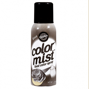 Wilton Color Mist Spray Black