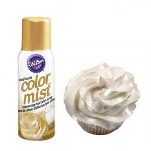 Wilton Color Mist Spray Gold