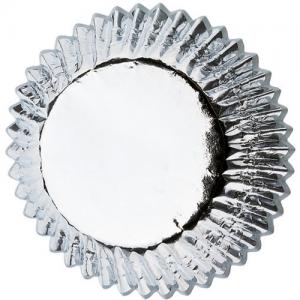 Wilton Baking cups Silver pk/24