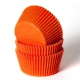 HoM Baking cups Orange - pk/50