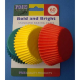 PME Baking Cups Bold & Bright pk/60