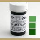 Sugarflair Paste Colour CHRISTMAS GREEN, 25g