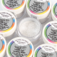 RD Edible Silk Range - Twinkle Dust - Blanco Brillante -3g-