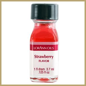 LorAnn Aceite Aromático Sabor Fresa 3,7 ml