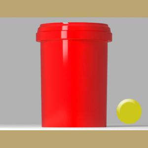 Gelatina 500 gr,sabor Limón