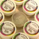 RD Edible Silk - Metallic Light Silver -3g-
