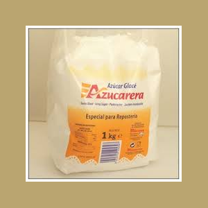 AZUCAR GLASS  AZUCARERA 1 kg